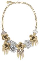 Stella & Dot Georgie Statement Necklace