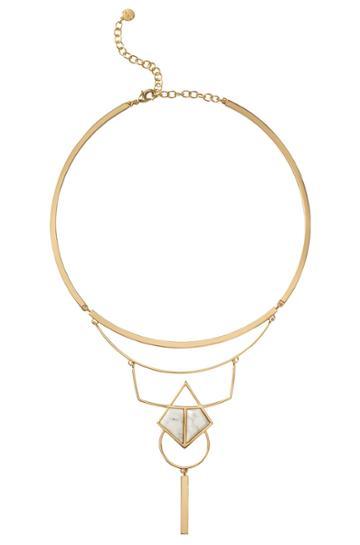 Stella & Dot Mondrian Collar