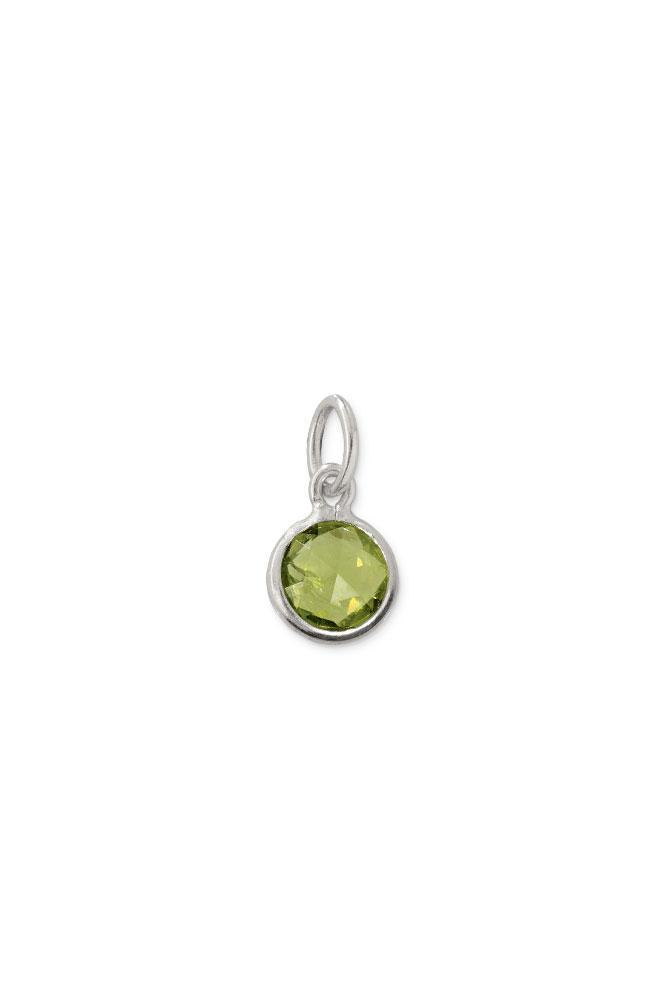 Stella & Dot August Birthstone Charm