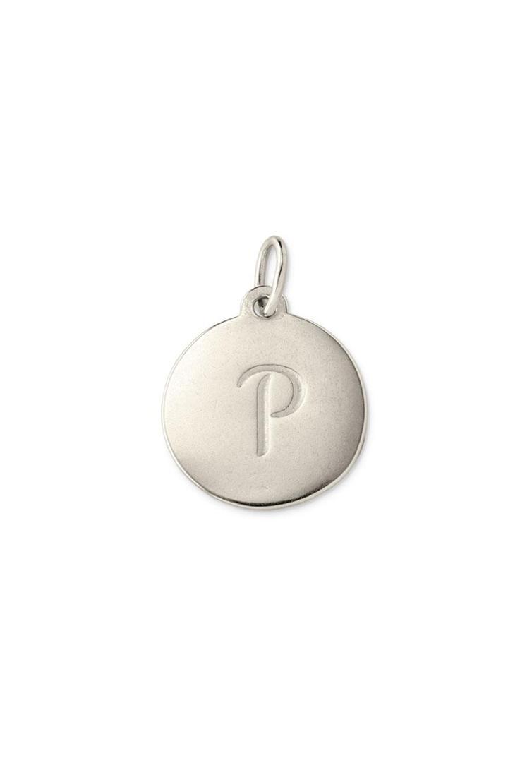 Stella & Dot Signature Initial P Charm