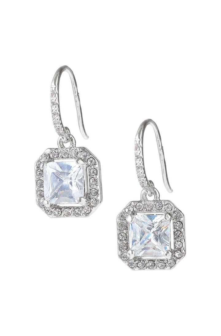 Stella & Dot Deco Drop Earrings