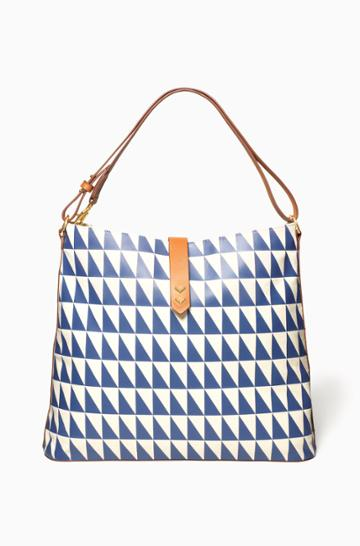 Stella & Dot Crosby Hobo - Geo Tile