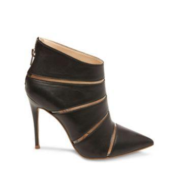 Denise Black Leather