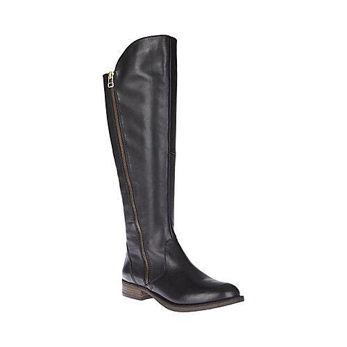 Smithe Black Leather
