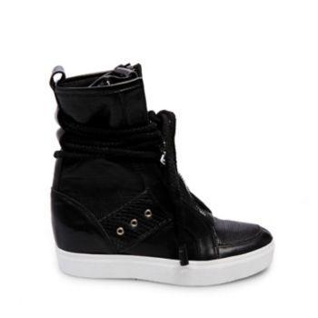 Anton White Leather