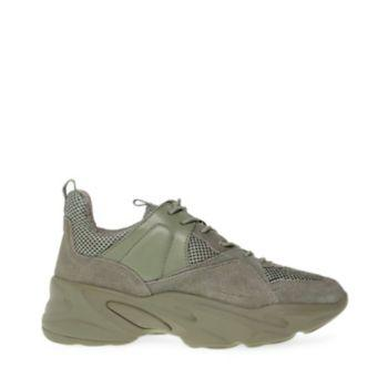 Movement Olive Suede
