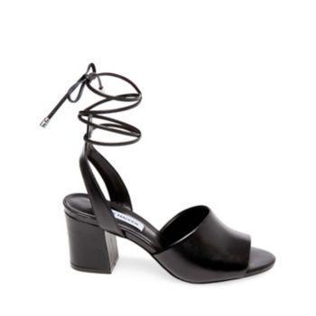 Maura Black Leather
