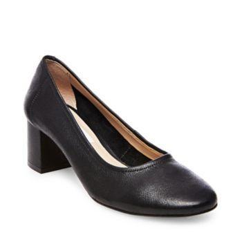 Tattlee Black Leather