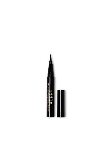 Deluxe Stay All Day® Waterproof Liquid Eye Liner In Intense Black