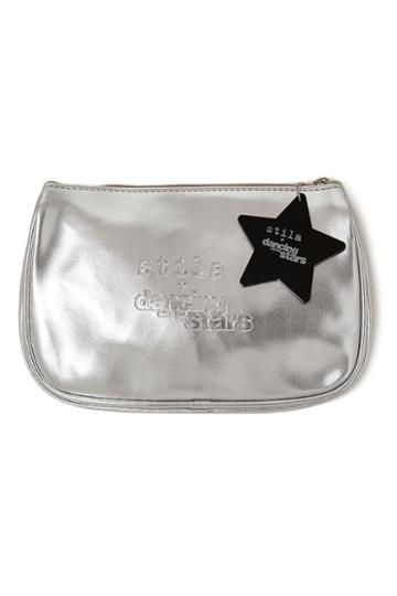 Stila + Dwts Makeup Bag With Star Mirror