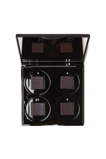 Refillable 4 Pan Compact