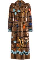 Fendi Fendi Mink Fur Coat
