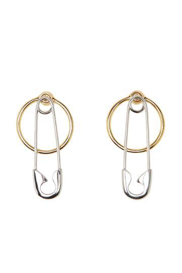 Alexander Wang Alexander Wang Safety Pin Earrings