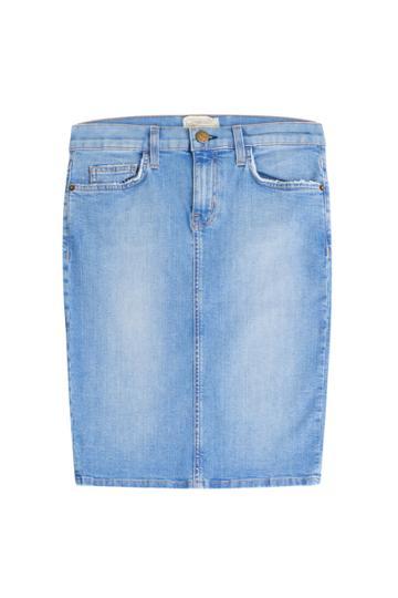 Current/elliott Current/elliott Denim Pencil Skirt