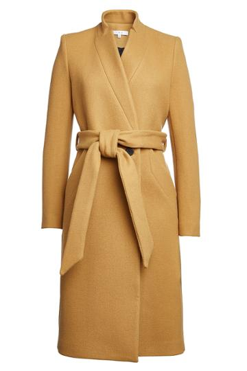 Iro Iro Wool Coat - Camel
