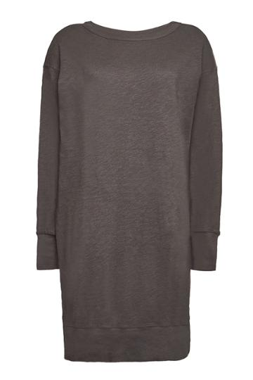 American Vintage American Vintage Sonoma Cotton Sweatshirt Dress