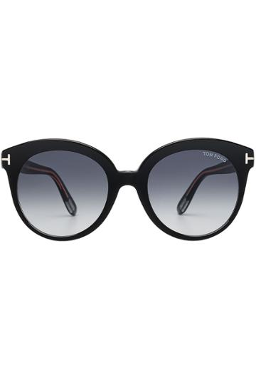 Tom Ford Tom Ford Oversize Sunglasses