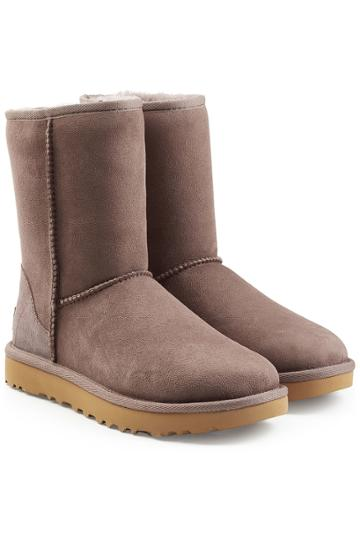Ugg Ugg Classic Short Suede Boots