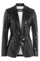 Dsquared2 Dsquared2 Sequin Blazer - Black