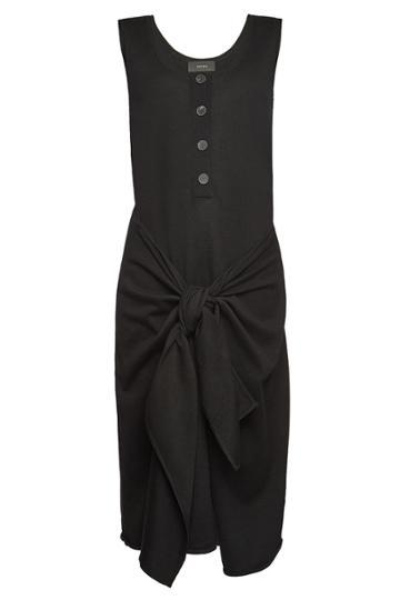 Joseph Joseph Dan Asymmetric Cotton Dress