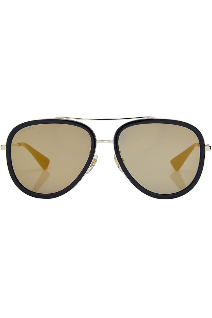 Gucci Gucci Aviator Sunglasses