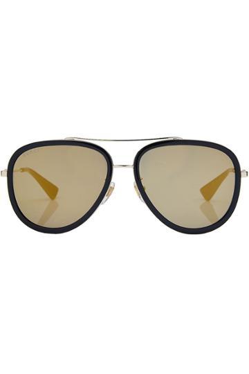 Gucci Gucci Aviator Sunglasses