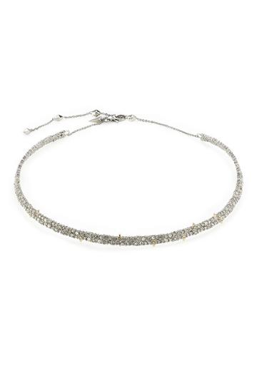 Alexis Bittar Alexis Bittar Embellished Choker With 10kt Gold