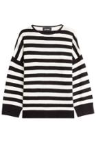 The Kooples The Kooples Striped Cashmere Pullover