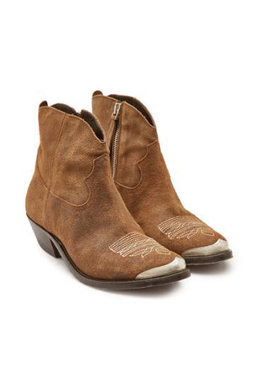 Golden Goose Deluxe Brand Golden Goose Deluxe Brand Suede Young Boots