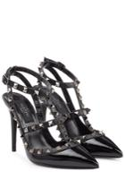 Valentino Valentino Rockstud Patent Leather Pumps
