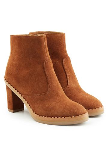 See By Chlo See By Chlo Suede Ankle Boots