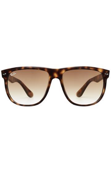 Ray-ban Tortoise Shell Oversized Sunglasses