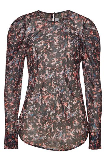 Iro Iro Lou Printed Top