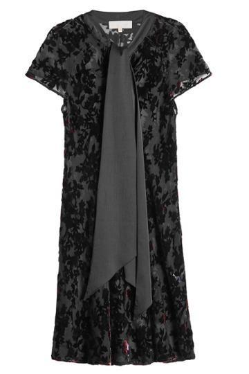 Marina Hoermanseder Marina Hoermanseder Dress With Silk And Velvet