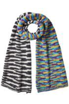 Missoni Missoni Scarf With Alpaca And Wool