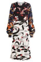 Msgm Msgm Printed Dress