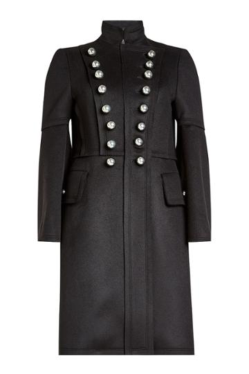 Burberry Burberry Wool Coat