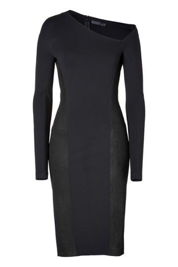 Donna Karan Donna Karan Dress In Black