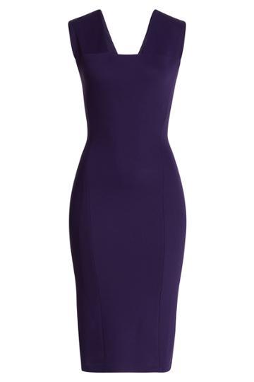 Donna Karan Donna Karan Twill Dress - None