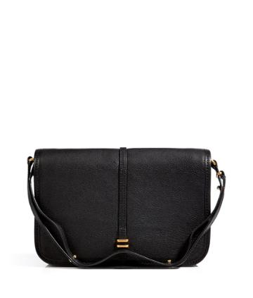 Marc By Marc Jacobs Leather Lila Bag In Black