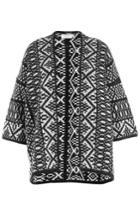 Velvet Velvet Knit Cardigan With Wool
