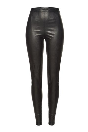 Philosophy Di Lorenzo Serafini Philosophy Di Lorenzo Serafini Faux Leather Leggings