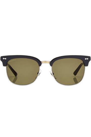 Gucci Gucci Clubmaster Sunglasses