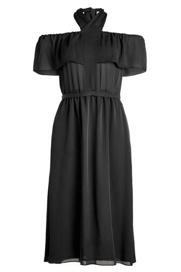Vanessa Seward Vanessa Seward Silk Chiffon Dress