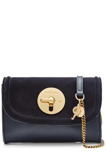 See By Chloé See By Chloé Mini Leather Shoulder Bag
