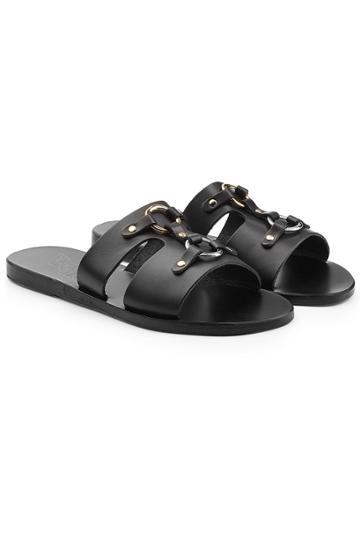 Ancient Greek Sandals Ancient Greek Sandals Simple Attiki Leather Sandals
