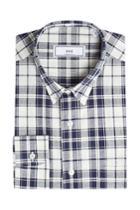Ami Ami Cotton Plaid Shirt