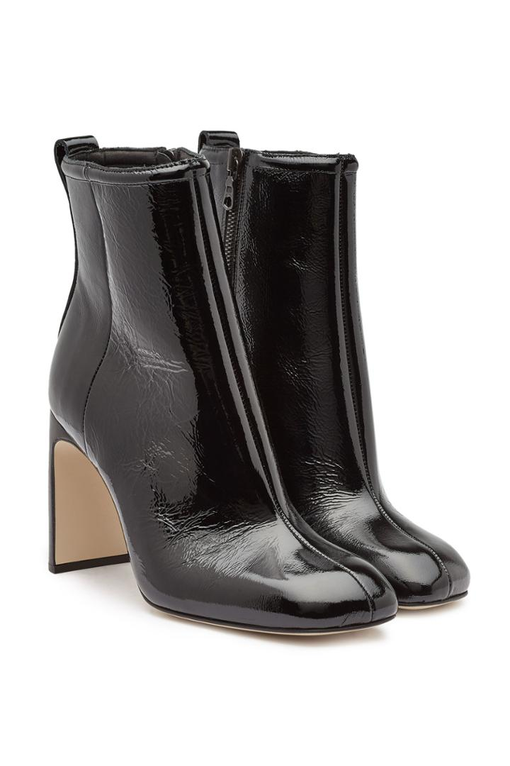 Rag & Bone Rag & Bone Ellis Patent Leather Ankle Boots