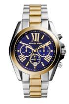 Michael Kors Michael Kors Bradshaw Two-tone Watch - Multicolor