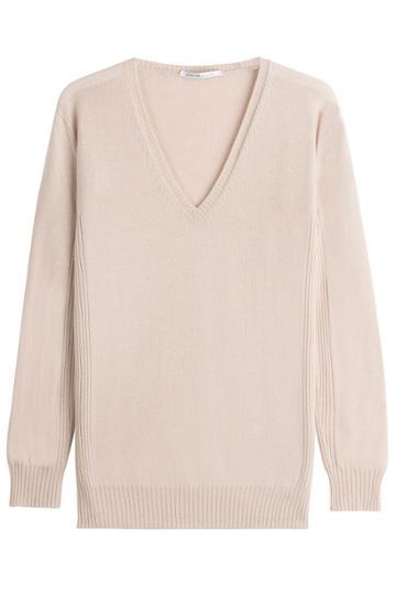 Agnona Agnona Wool Pullover - Pink